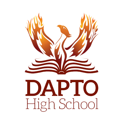 Dapto High School logo