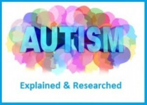 Autism 'explained and researched' logo